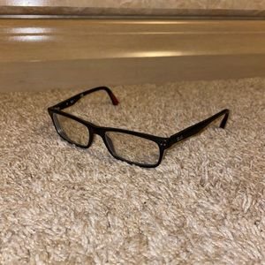 RayBan Square Eyeglass Frames